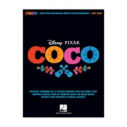 DISNEY COCO EASY PIANO
