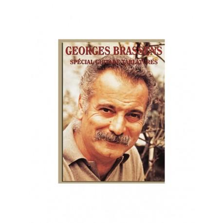 Georges Brassens Spécial Guitare Tablatures Partition De Musique