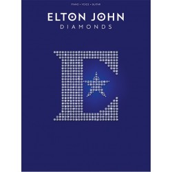 ELTON JOHN DIAMONDS PVG