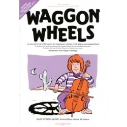 Waggon Wheels violoncelle et piano