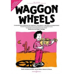 Waggon Wheels alto et piano