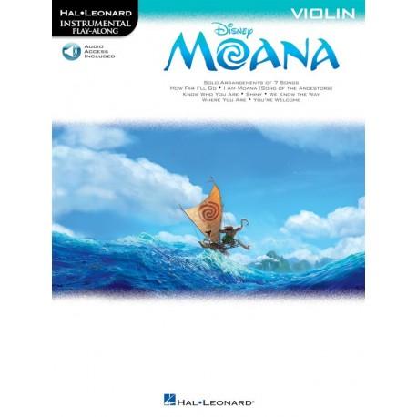 DISNEY MOANA VIOLON
