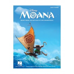 DISNEY MOANA EASY PIANO