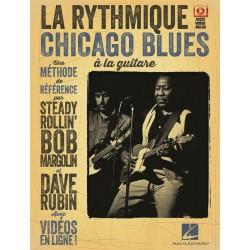 LA RYTHMIQUE CHICAGO BLUES A LA GUITARE