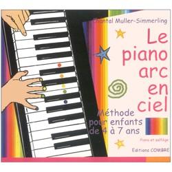 PIANO ARC EN CIEL