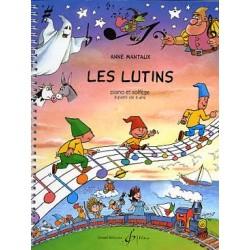 ANNE MANTAUX LES LUTINS