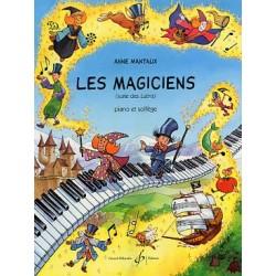 ANNE MANTAUX LES MAGICIENS