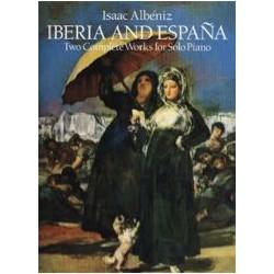 Isaac Albeniz Iberia And España