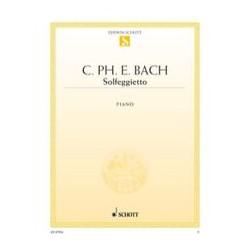Carl-Philipp Emanuel Bach Solfeggietto