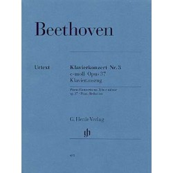 Beethoven Concerto pour piano n° 3 en ut mineur Opus 37