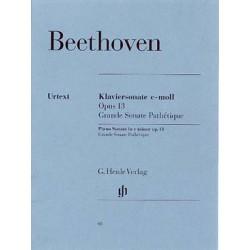 Beethoven Sonate pour piano n° 8 en ut mineur Opus 13