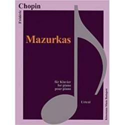 CHOPIN MAZURKAS PIANO KONEMANN