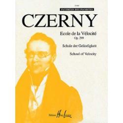 Czerny : Ecole De La Vélocité Op.299 - Partitions