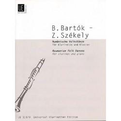 Bartok Béla / Székely Zoltan Rumänische Volkstänze
