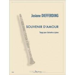 DIEFFERDING Josiane SOUVENIR d amour