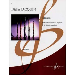 JACQUIN Didier eclosion