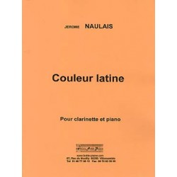 NAULAIS COULEUR LATINE