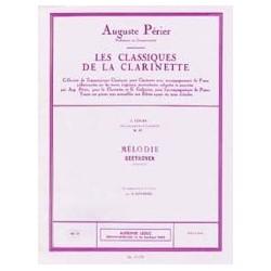 Beethoven Ludwig van / Perier A. Mélodie