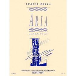 Eugène Bozza Aria – Clarinette