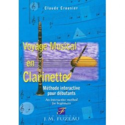 CROUSIER VOYAGE MUSICAL