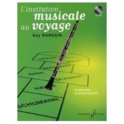 DANGAIN L' Invitation musicale au voyage