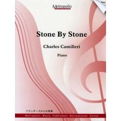 CAMILLERI Charles Stone by stone