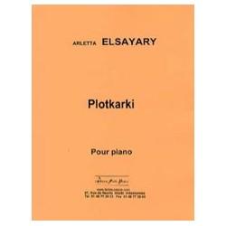 Arletta Elsayari Plotkarki