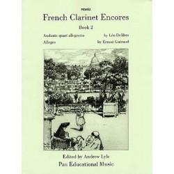 FRENCH CLARINET ENCORES VOL2