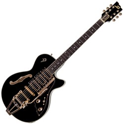DUESENBERG STARPLAYER TV CUSTOM BLACK