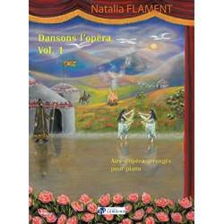 FLAMENT DANSONS L OPERA VOL1
