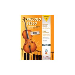PICCOLO CELLO ROMAIN HUGON