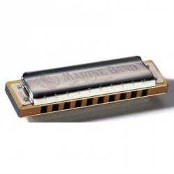 Harmonica HOHNER Marine Band 1896-20 LOW