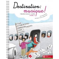 DESTINATION MUSIQUE 2