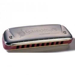 Harmonica HOHNER Golden Melody 542-20