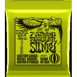 ERNIE BALL CORDES ELECTRIQUESRegular slinky/ 7c 10/56