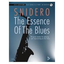 Jim Snidero The Essence Of The Blues