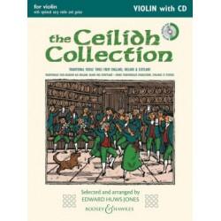 CEILIDH COLLECTION VIOLON ET CD