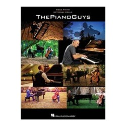 The Piano Guys: Solo Piano And Optional Cello Piano, Violoncelle Livre