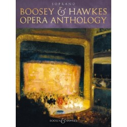Boosey & Hawkes Opera Anthology - Soprano