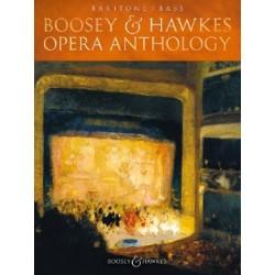 Boosey & Hawkes Opera Anthology - Baritone/Bass