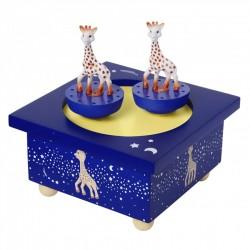 Boite à musique Sophie la Girafe voie lactée