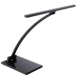 "LAMPE POUR PIANO JAHN ""LEGATO"" NOIR AT LED"