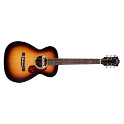 GUILD OM 240E TROUBADOUR SUNBURST