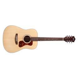 GUILD D240E FLAMED MAHOGANY
