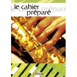 CAHIER PREPARE