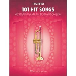 101 HIT SONGS TRUMPET - HAL LEONARD PARTITION