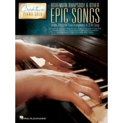 Bohemian Rhapsody and Other Epic Songs piano Partition HAL LEONARD