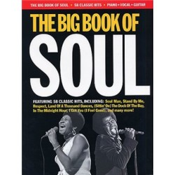The Big Book of Soul HAL LEONARD - PVG