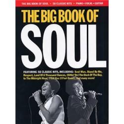 The Big Book of Soul HAL LEONARD - PVG