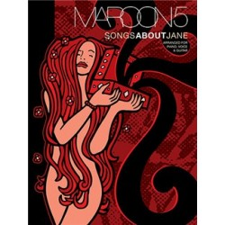MAROON 5 SONGS ABOUT JANE PVG